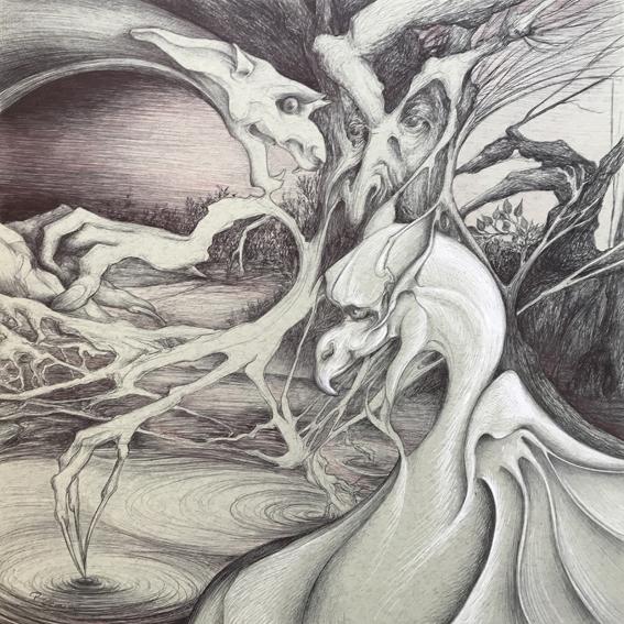 Dragons des bois