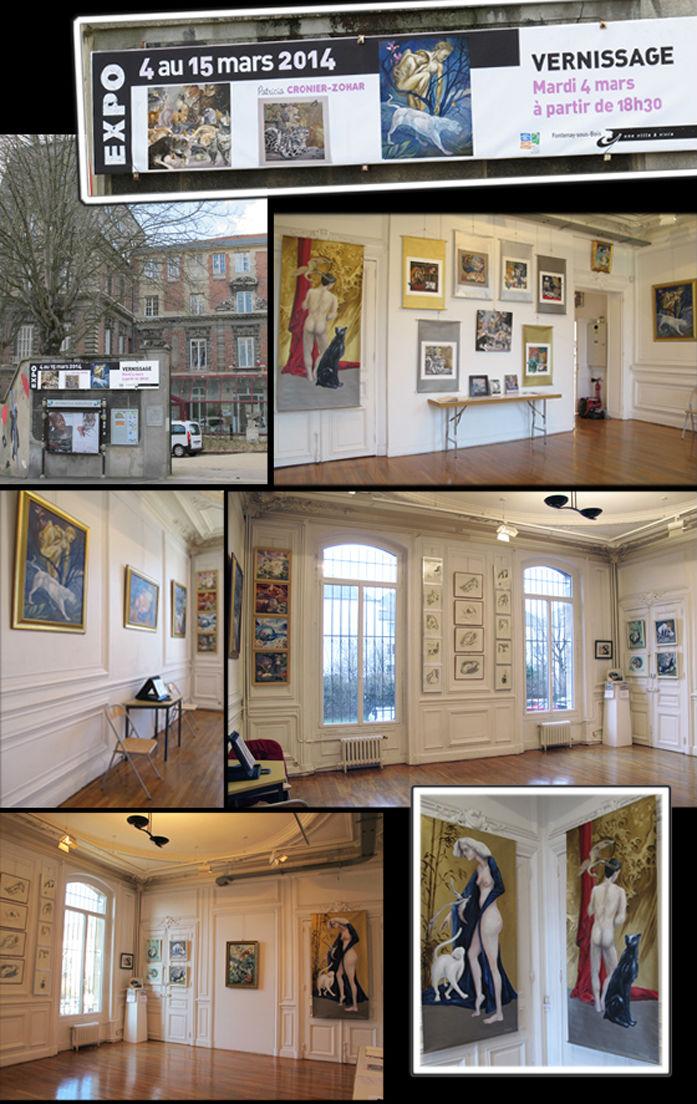 salle d`expo fontenay